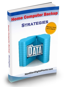 Home Computer Backup Strategies